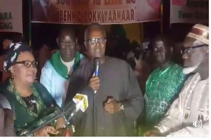 Ousmane Tanor Dieng :