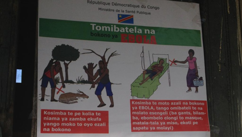 RDC: l'épidémie d'Ebola sous contrôle dans le Bas-Uélé