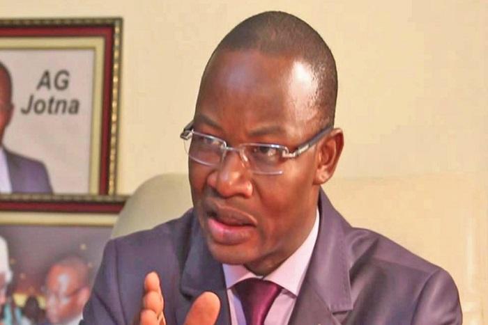Me Moussa Diop : «Dans ce pays, n'importe qui parle de n'importe quoi»