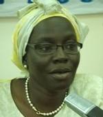 Diatou Cissé SG SYNPICS (Photo:sunugalsene.com)