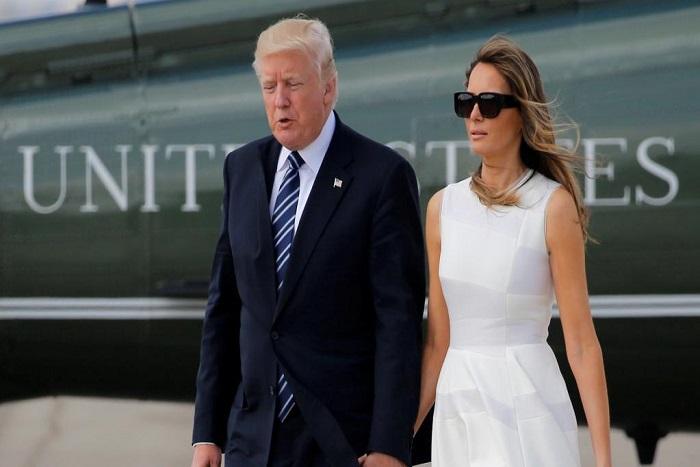 Etats-Unis-Vatican: Donald Trump rencontre le pape François