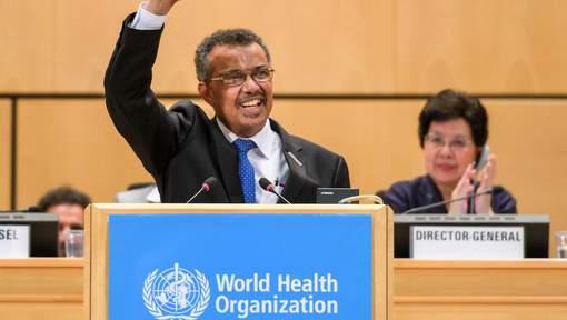 L'Ethiopien Tedros Adhanom Ghebreyesus nouveau patron de l'OMS