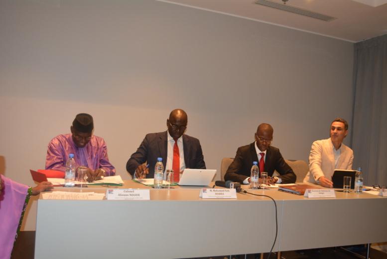 Panel sur Médias et Terrorisme : Un plaidoyer pour une collaboration entre forces de sécurité et presse