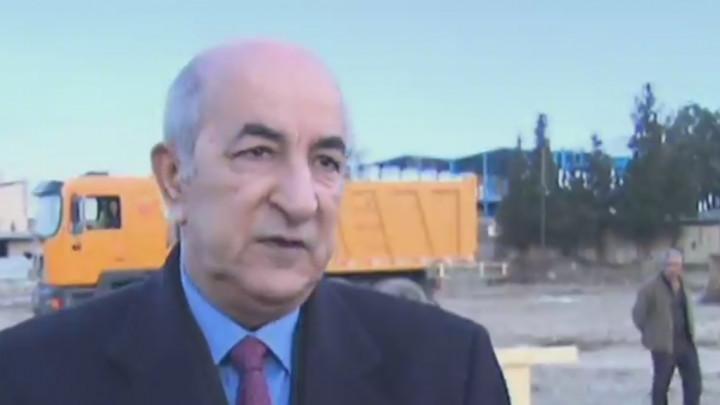 Algérie : Abdelmadjid Tebboune nommé Premier ministre