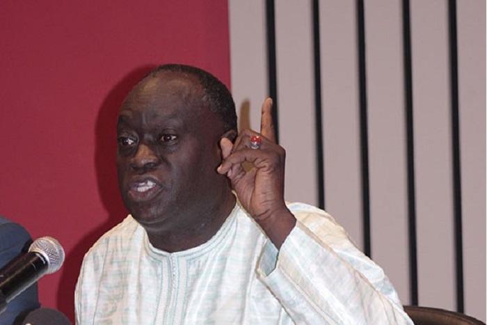 Les fracassantes révélations de Me El Hadj Diouf : « Tous les mois 30 millions sont détournés pour l'entretien des véhicules de l'Assemblée nationale»