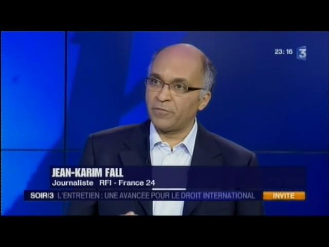 Rfi/France24 : Jean Karim Fall décédé, ce vendredi