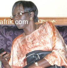 La secrétaire générale du SYNPICS, Diatou Cissé Badiane