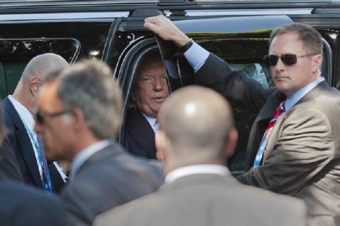 Climat: Trump reste muet sur le retrait de l'accord de Paris