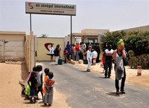 Les employés de la compagnie Air Sénégal International au chômage