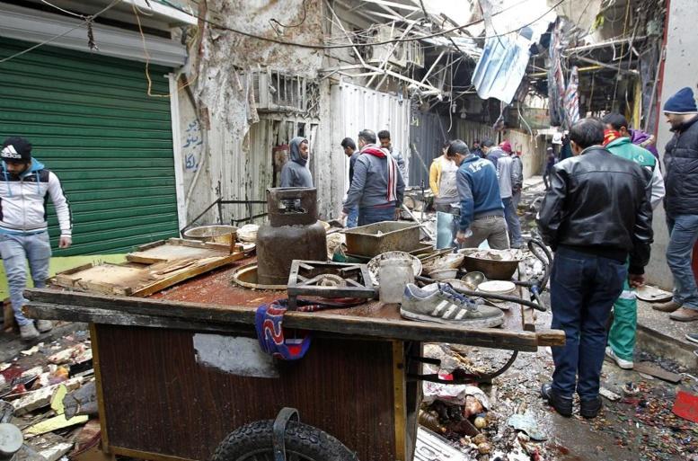 Irak: au moins 27 morts dans deux attentats à Bagdad