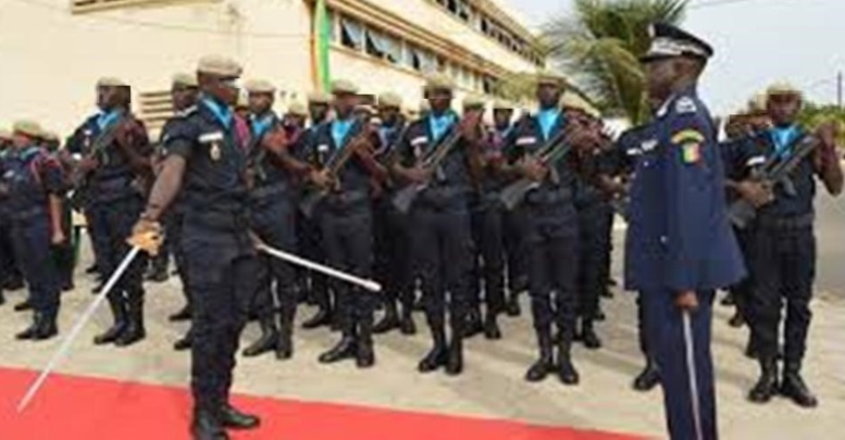 42 élèves-officiers et commissaires renvoyés de l'Ecole nationale de Police
