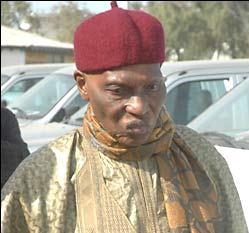 Le président Abdoulaye Wade doit se faire du souci avec le taux de croissance du Sénégal qui ne cesse de chuter