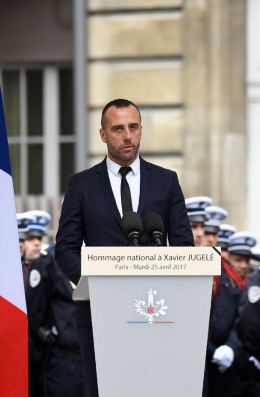 Etienne Cardiles s'est marié à titre posthume avec le policier tué Xavier Jugelé