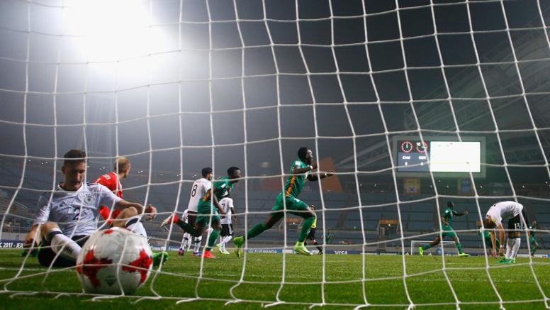Mondial U20 : la Zambie en quarts de finale au bout du suspense