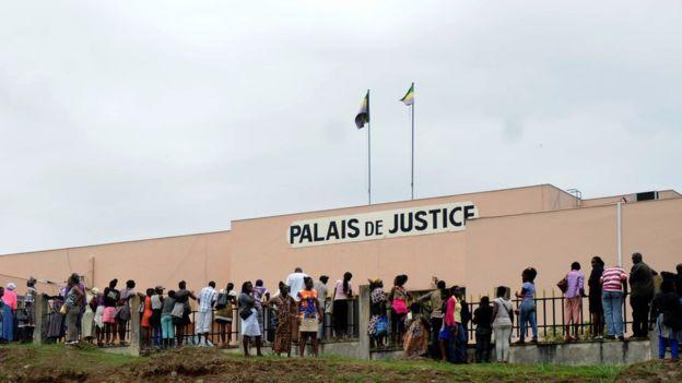 Usa-Gabon : deux ans de prison contre le fils d'un ex dirigeant gabonais
