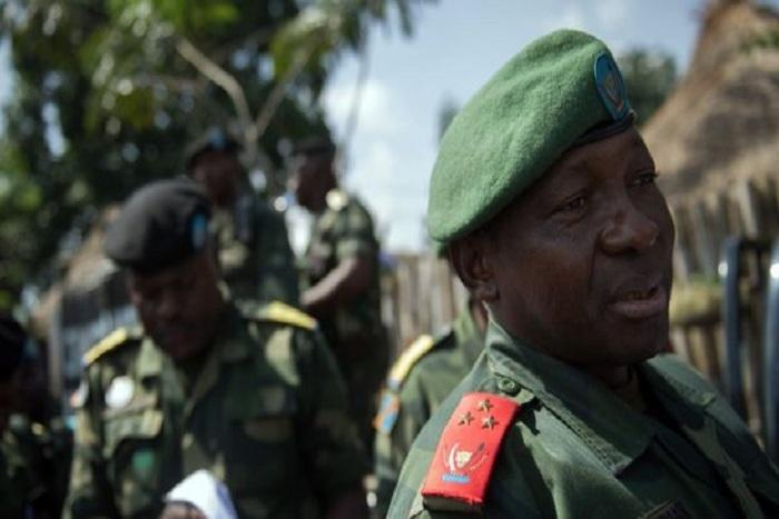 RDC : Washington sanctionne le général Olenga