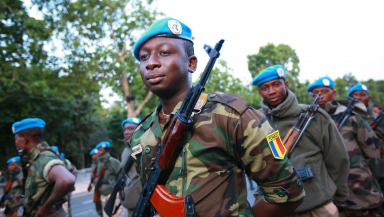 Tchad: un ancien casque bleu condamné, l'incompréhension de l'avocat