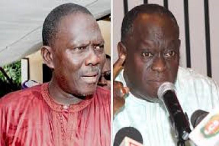 Me Elhadji Diouf accuse : « Moustapha Diakhaté perçoit 5 millions hors salaire à l'Assemblée nationale »