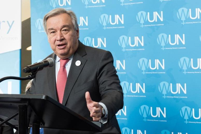 Climat: la décision des Etats-Unis de se retirer de l'Accord de Paris est une «déception majeure», selon le chef de l'ONU