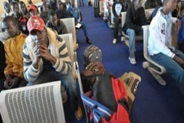 171 Sénégalais rapatriés de Lybie, 180 autres attendus le 6 juin