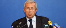 Pierre-Henri Gourgeon, le patron d'Air France © BOB EDME/AP/SIPA