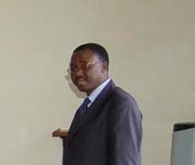 L'ancien ministre du Plan, El Hadji Ibrahima Sall