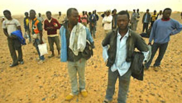 Algérie: la plupart des migrants syriens bloqués à la frontière sont au Maroc