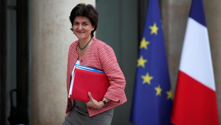 Egypte: la nouvelle ministre française des Armées reçue par le président Sissi