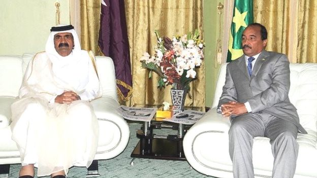 La Mauritanie rompt avec le Qatar