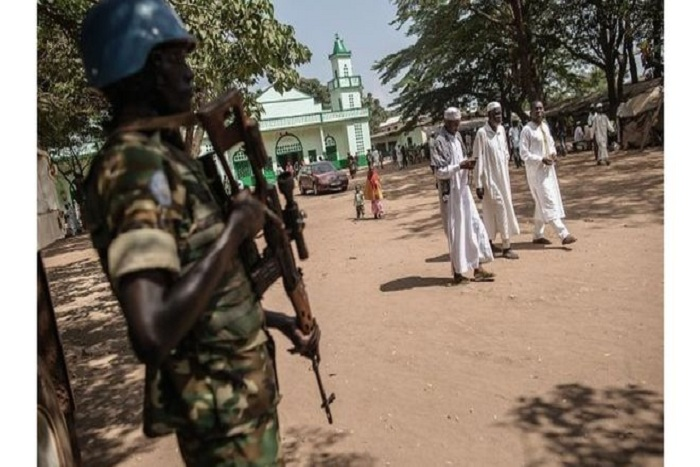 RCA : des Casques bleus congolais accusés d'abus sexuels
