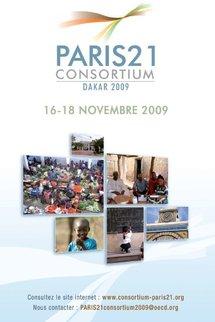 Réunion du Consortium Paris 21: redynamiser la statistique dans les pays en développement