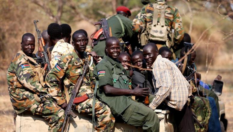 Soudan du Sud: un conflit loin des projecteurs