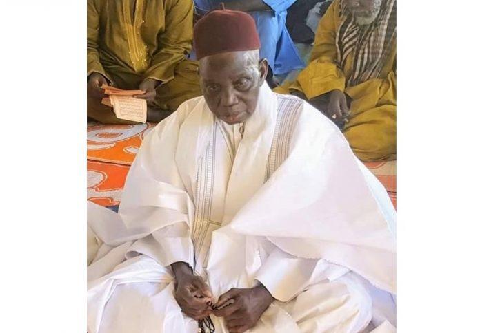 Serigne Moussa Ndao, Imam Ratib de la grande mosquée de Kaffrine a été rappelé à Dieu