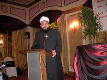 secrétaire national de « Dar El Afta » chargé des questions religieuses, Sheikh Mohamed Wessam, du Caire