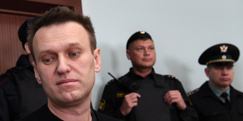 Russie: l'opposant Alexeï Navalny interpellé avant une manifestation à Moscou