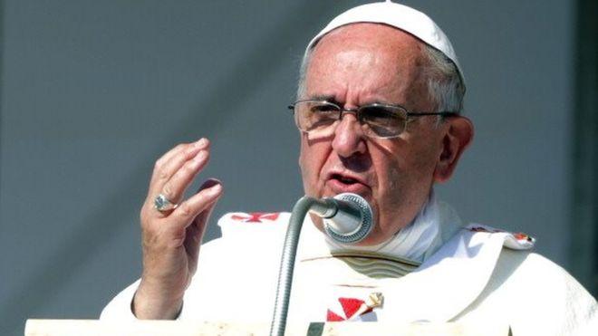 Ethnicisme: le pape menace des prêtres nigérians