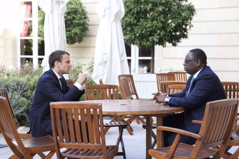 Twitter : La visite du président Macky Sall à l'Elysée entre ironies et sarcasmes