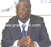 Le ministre de l'Economie des Finances du Sénégal, Abdoulaye Diop
