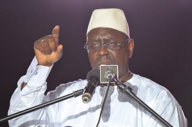 """Le député apériste Mamadou Sadio Diallo attaque : """"Je demande au président Macky Sall de démissionner de la tête notre parti"""""""