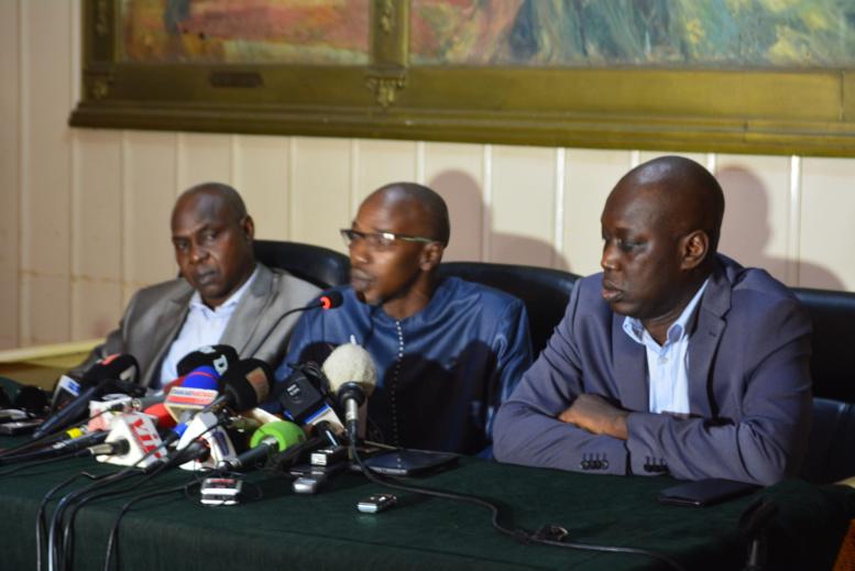 """Me Demba Ciré Bathily: """"Comme tout détenu, Khalifa Sall a le droit de participer au scrutin"""""""