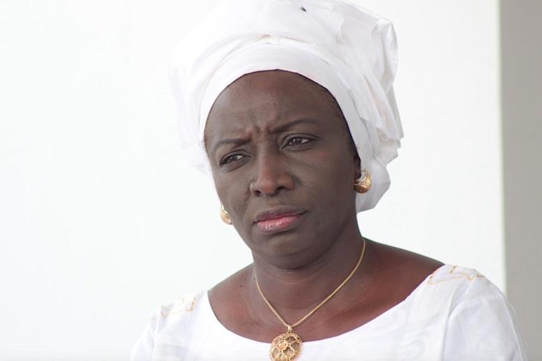 Harouna Dia et Mimi Touré se sont rencontrés à Ouagadougou