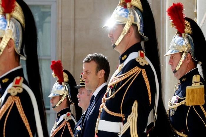 Doté d'une majorité nette, Macron a les mains libres — Législatives