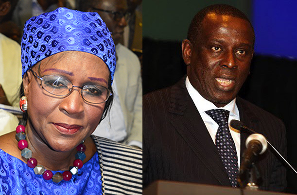 Amsatou Sow Sidibé déboutée par le conseil constitutionnel — Recours contre Gadio