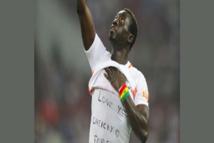 Vidéo - Le vibrant hommage de Papis Demba Cissé à son frère Cheick Tioté après son but