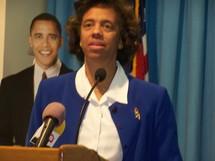 l'ambassadeur des Etats-Unis au Sénégal, Marcia S. Bernicat