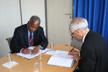 Double appui de la Banque mondiale a la Guinee-Bissau