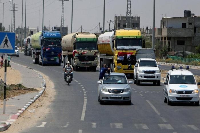 Gaza: l'Egypte livre du carburant pour relancer la production électrique