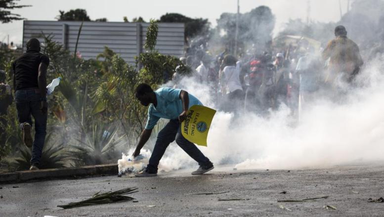 Violences au Gabon: l'opposition a présenté ses doléances aux experts de la CPI