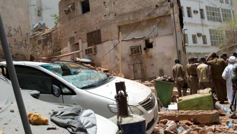Arabie saoudite: une action «terroriste» contre la Grande mosquée déjouée