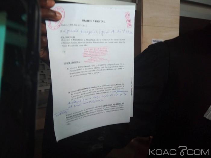 Côte d'Ivoire: Procès intenté contre Michel Gbagbo et KOACI, la Défense demande la mobilisation de la presse